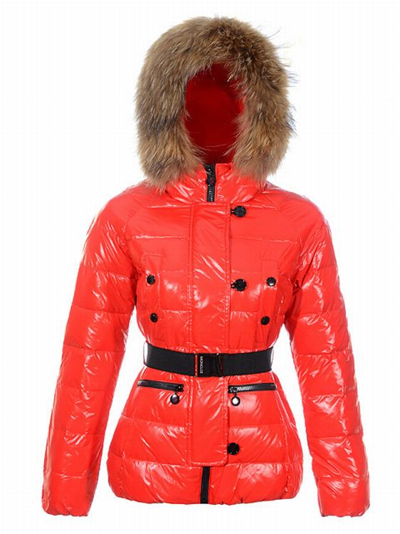 Moncler Gene Women Jacket Orange